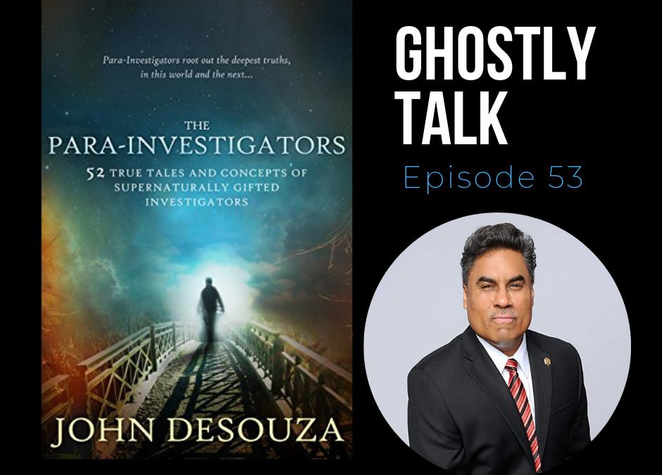 Episode 53 – John DeSouza