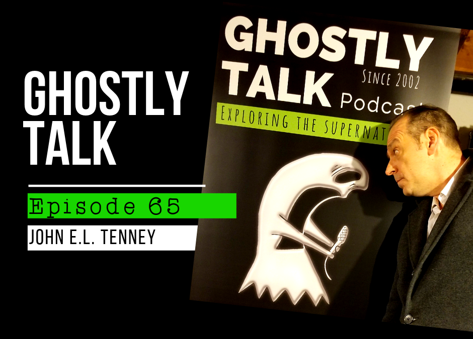 "Episode 65 – John E.L. Tenney – ""Diversify Your Weirdness"""