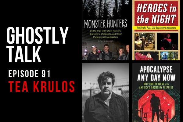 Episode 91 – Tea Krulos