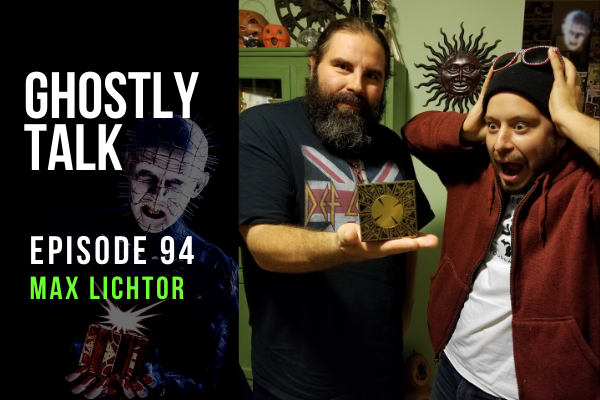 Episode 94 – Max Lichtor