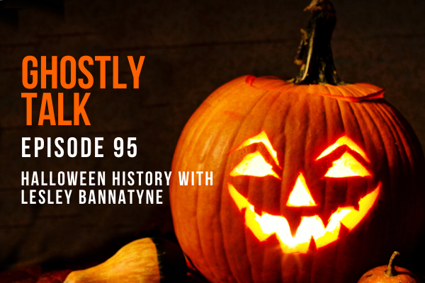 Episode 95 –  All Things Halloween with Lesley Bannatyne