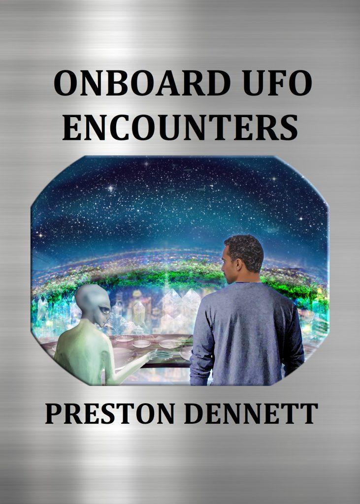 Onboard UFO Encounters by Preston Dennett