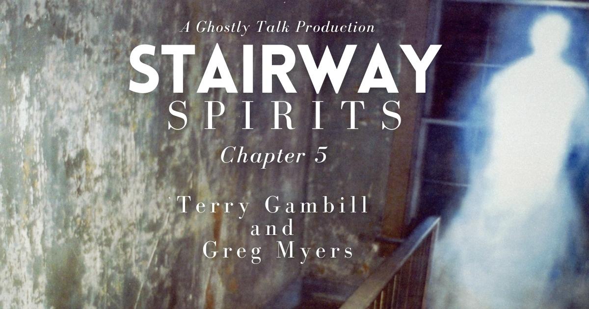 Stairway Spirits Chapter 4 - Rolling Hills Asylum
